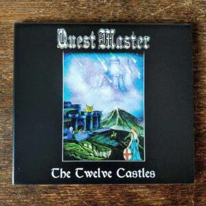 Quest Master - The Twelve Castles CD dungeon synth