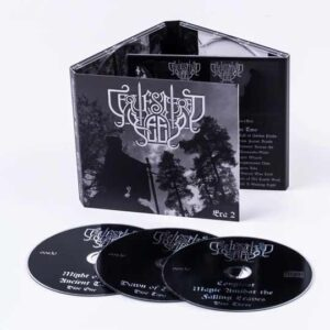 Sequestered Keep - Era 2 3x CD dungeon synth