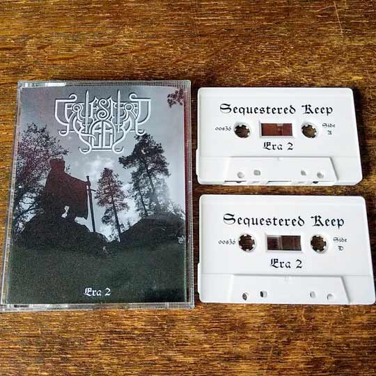 Sequestered Keep - Era 2 Tapes dungeon synth