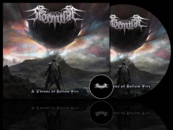 Stormtide - A Throne of Hollow Fire CD epic death metal