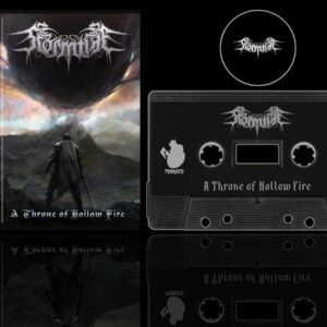 Stormtide - A Throne of Hollow Fire Cassette