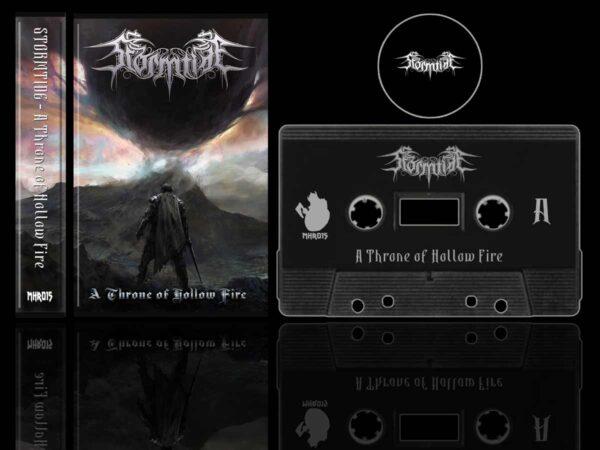 Stormtide - A Throne of Hollow Fire Cassette