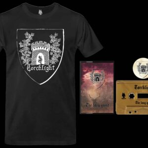 Torchlight - The Long Quest Cassette Tshirt Bundle dungeon synth dark age productions
