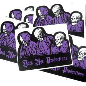 The Three Philosophers Sticker