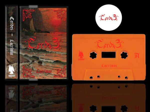 Cerdes - Lacrimae Cassette Tape dungeon synth dark age productions