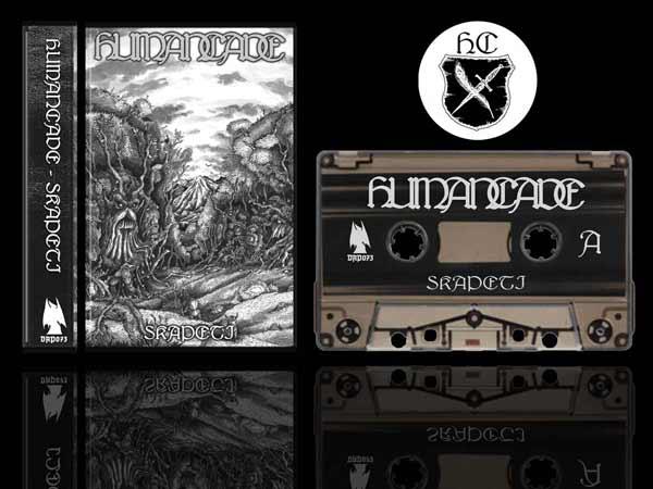 Humancave - Skapeti Cassette dunegon synth