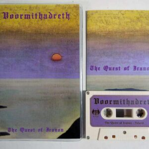 Voormithadreth - The Quest of Iranon Cassette dungeon synth